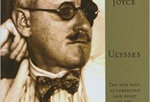 James Joyce / The books by James Joyce.