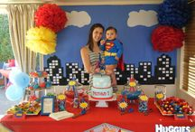 Parkers 1st bday