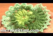 free form crochet