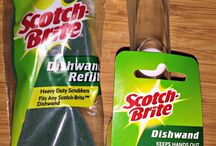 Scotch-Brite Inspired #ScotchBrite / Messy recipes that you can use your Scotch-Brite dishwand to clean with. / by Everything Mommyhood