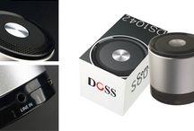 Caixa de Som Doss Ds-1042