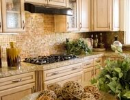 KITCHENS / DREAM KITCHENS FOR THE GIRL WHO CAN'T COOK / by Not a Trophy Wife