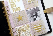 Pretty Planners & Travelers Notebooks