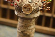 Pincushions / by Mary Ann Greathead