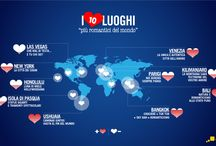 I 10 luoghi più romantici del mondo / 22 marzo 2015