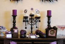 """Quoth the Raven, """"Nevermore"""" / Inspiration for a Raven inspired Halloween dinner party"""