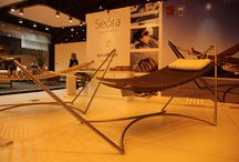 London Exhibition 100% Design 2012 / Seora Design at 100% Design exhibition in London 2012