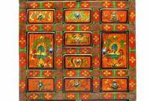 tibetian & oriental style