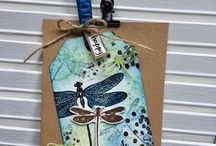 Stampin Up - Dragonfly Dreams
