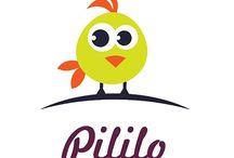 Loja Pililo - Para Bebês e Mamães / Uma loja incrível de produtos para bebês e mamães.
