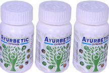 AYURBETIC capsule / we are sell a ayurvetic capsule n given free glucometer