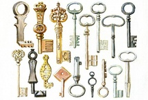 Antique & Vintage Keys / Antique & vintage Keys in the centuries all over the world