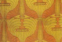 Art-Wiener Secession / Wiener Secession: Gustav Klimt (separately), Koloman Moser, Josef Hoffmann, Joseph Maria Olbrich, Max Kurzweil, Josef Engelhart, Ernst Stöhr, Wilhelm List (separately)