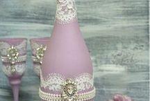 ρόζ μπουκαλι