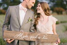 Wedding / Billeder til Maries bryllup
