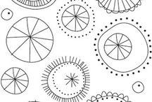 desenhos para bordados