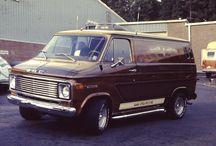 '70s Custom Vans