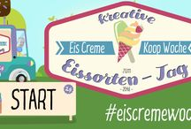 Tag der kreativen Eissorten - Eiscreme - IceCream