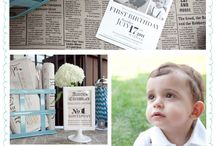 Kiddos Birthdays / by Kelly Hooper