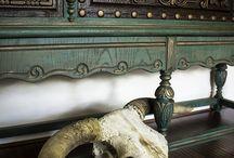 Rockford Antique Sideboard
