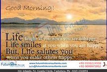 Good Morning / www.futurelinkconsultants.com