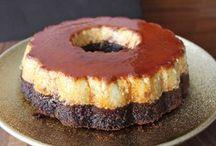 kremkaramel kek