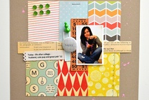 traditional layouts - paper / by Kelly Schmidt