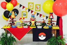 Aniversário do Pokemón