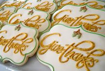 Decorated cookies....like im ever gonna make these!