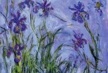 Artists that inspire / by Esther Sternberg Art Inc., / esthersternbergart.com