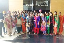 """INDUSTRIAL VISIT- SEBIZ Info Tech. /  Students of the department of Computer Science and Engineering visited Software Industry """"SEBIZ info Tech.  Mohali & Chandigarh.  Where Students learned various Technologies about software's and understands the new Platforms and recent trends for lucrative career options in their respective field."""