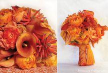 Fabulous Orange Weddings / by Fabulously Designed