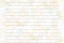 Wallpaper & Letter