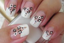 Nail Designs & Colors / Pretty colors and designs for inspiration / by Diana Sobrino