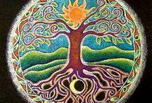 életfa motívum