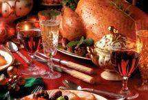 ❁ Christmas food ❁