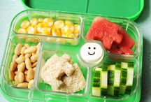 Yumbox / School lunches / by Krista White
