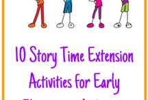 Early Childhood Music / Music activities and ideas for younger children.