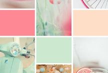 Moodboards / Inspiration for creating moodboards for your business.