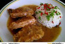 Oběd - MASO