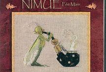 Nimue-2 все наборы(девочка)