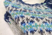 strikk genser/ kofter