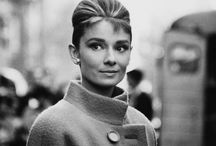Audrey Hepburn / by Mandy
