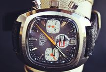Heuer watches