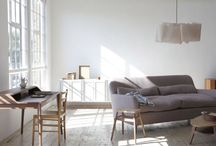 Living spaces / by Gillian Grant