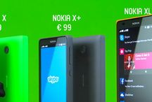 Nokia / Covers all products from Nokia smartphones, tablets and more..