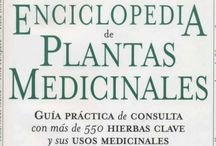 libros de plantas medicinales