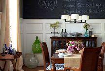 salas de jantar I