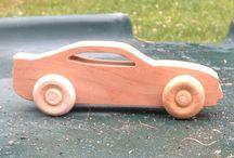 Wooden Toy Ideas