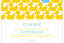 Baby Showers for future Mommies